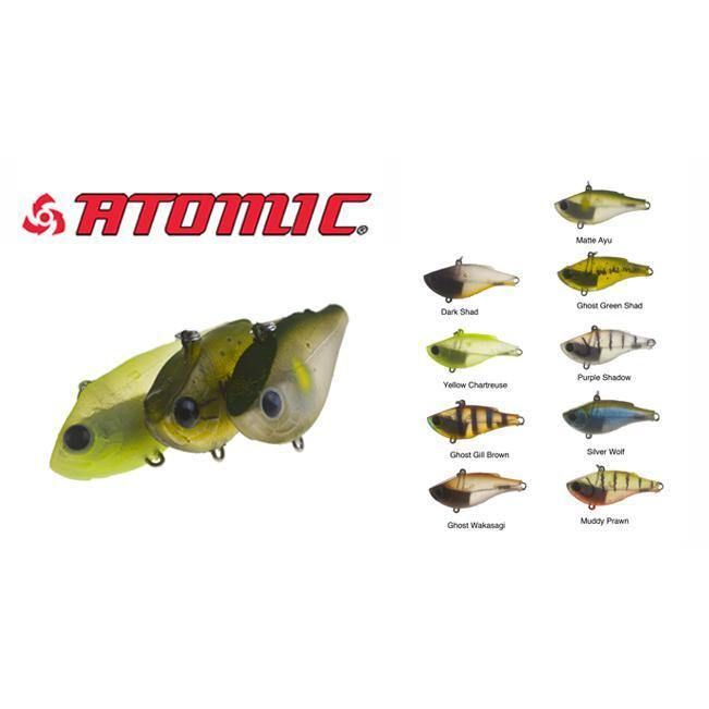 Atomic Semi Hardz Vibe - Lures and Jigs - Vibe | Addict Tackle