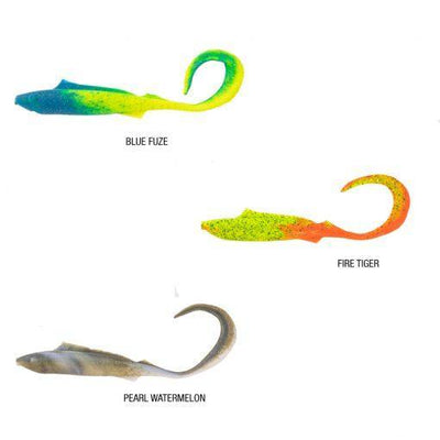 Berkley Saltwater Gulp! Nemesis Soft Plastics-Addict Tackle