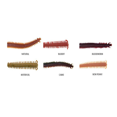 Berkley Saltwater Gulp! Sandworm Soft Plastics - Soft Plastics | Addict Tackle