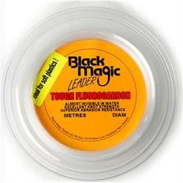 Black Magic Tough Fluorocarbon-Addict Tackle