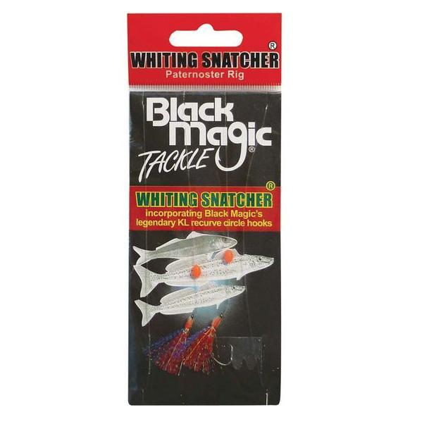 Black Magic Whiting Snatcher-Addict Tackle