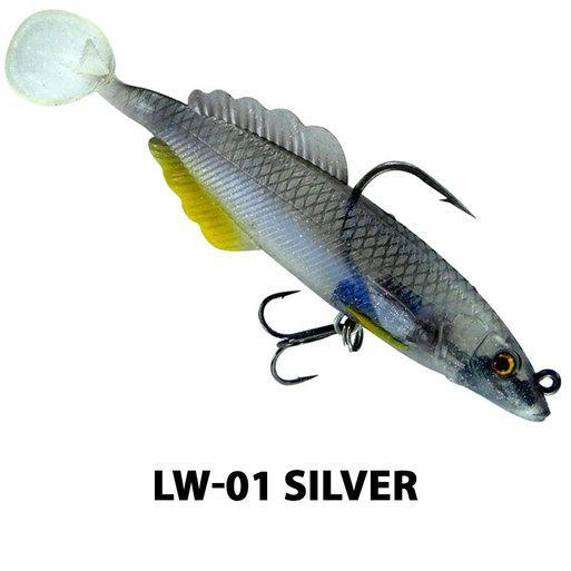 Chasebaits 95mm Live Whiting Lure-Addict Tackle