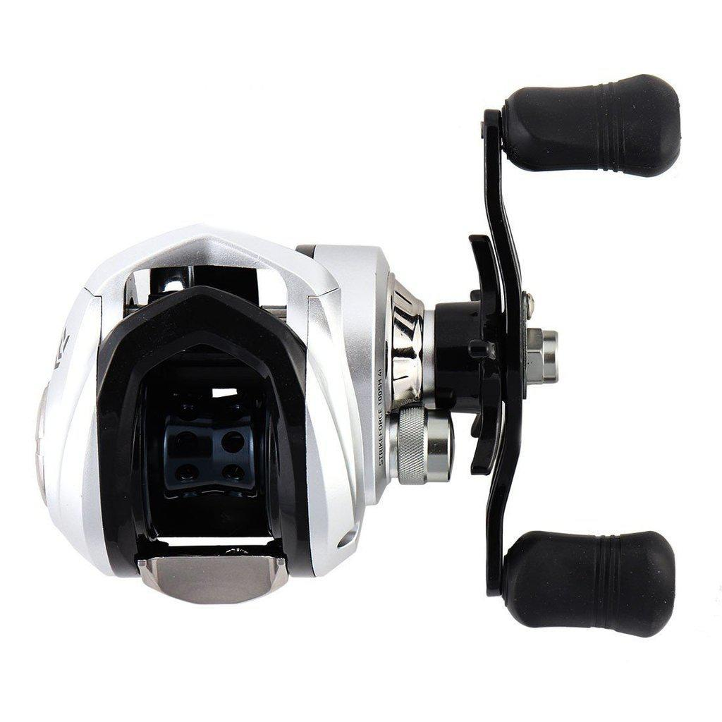 Daiwa Strikeforce Baitcast Reel-Addict Tackle