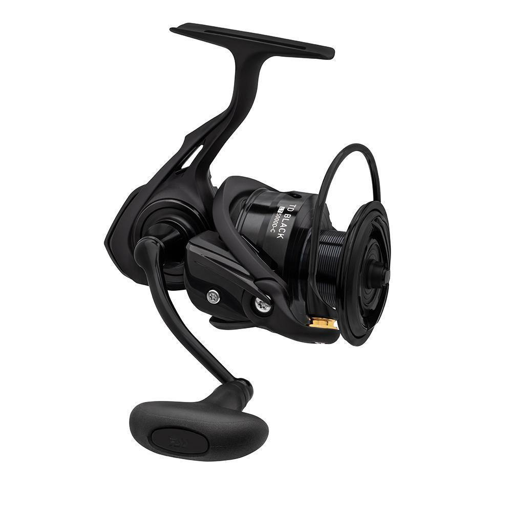 Daiwa TD Black LT Spin Reel-Addict Tackle