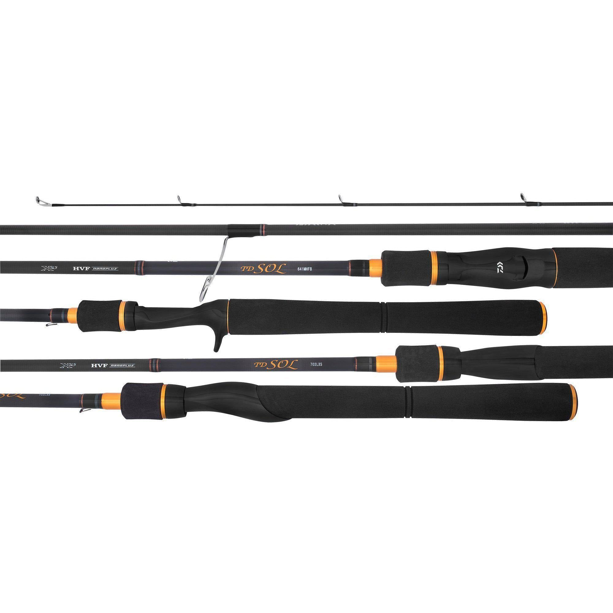 Daiwa TD Sol Fishing Rod - Rods - Spin | Addict Tackle