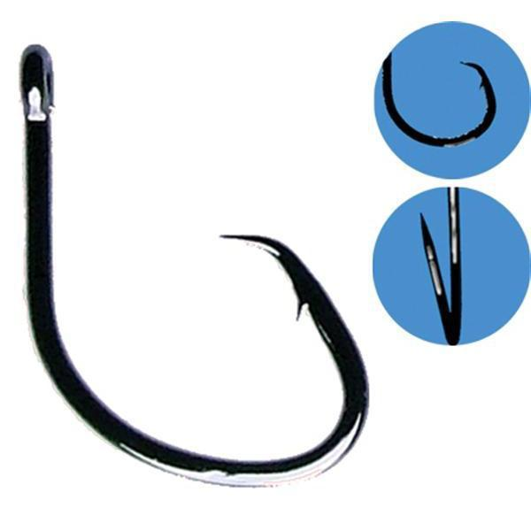 Gamakatsu Nautilus Circle Hooks-Addict Tackle