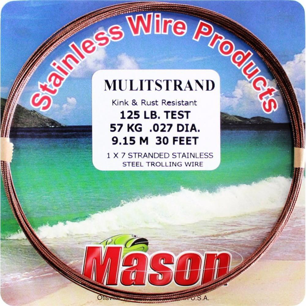 Mason Multistrand Wire-Addict Tackle