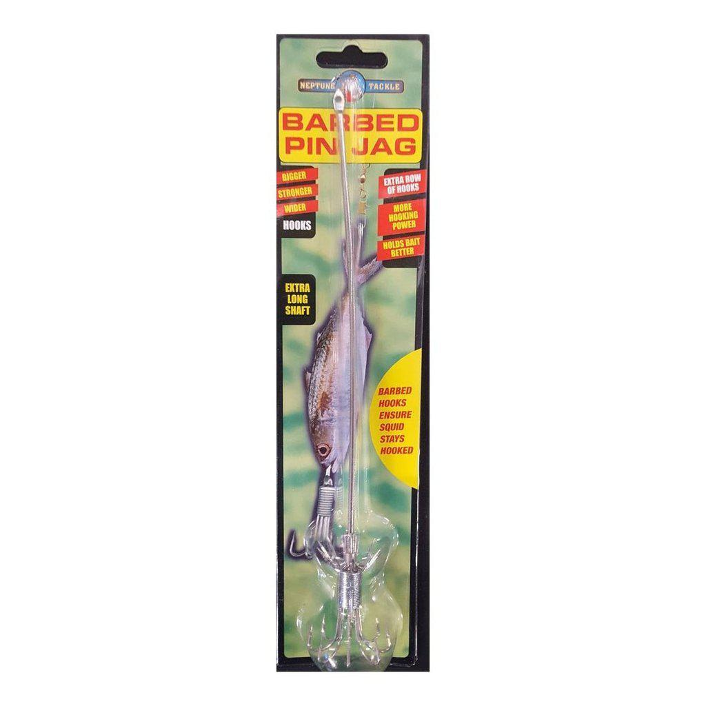 Neptune Tackle Barbed Pin Jag-Addict Tackle
