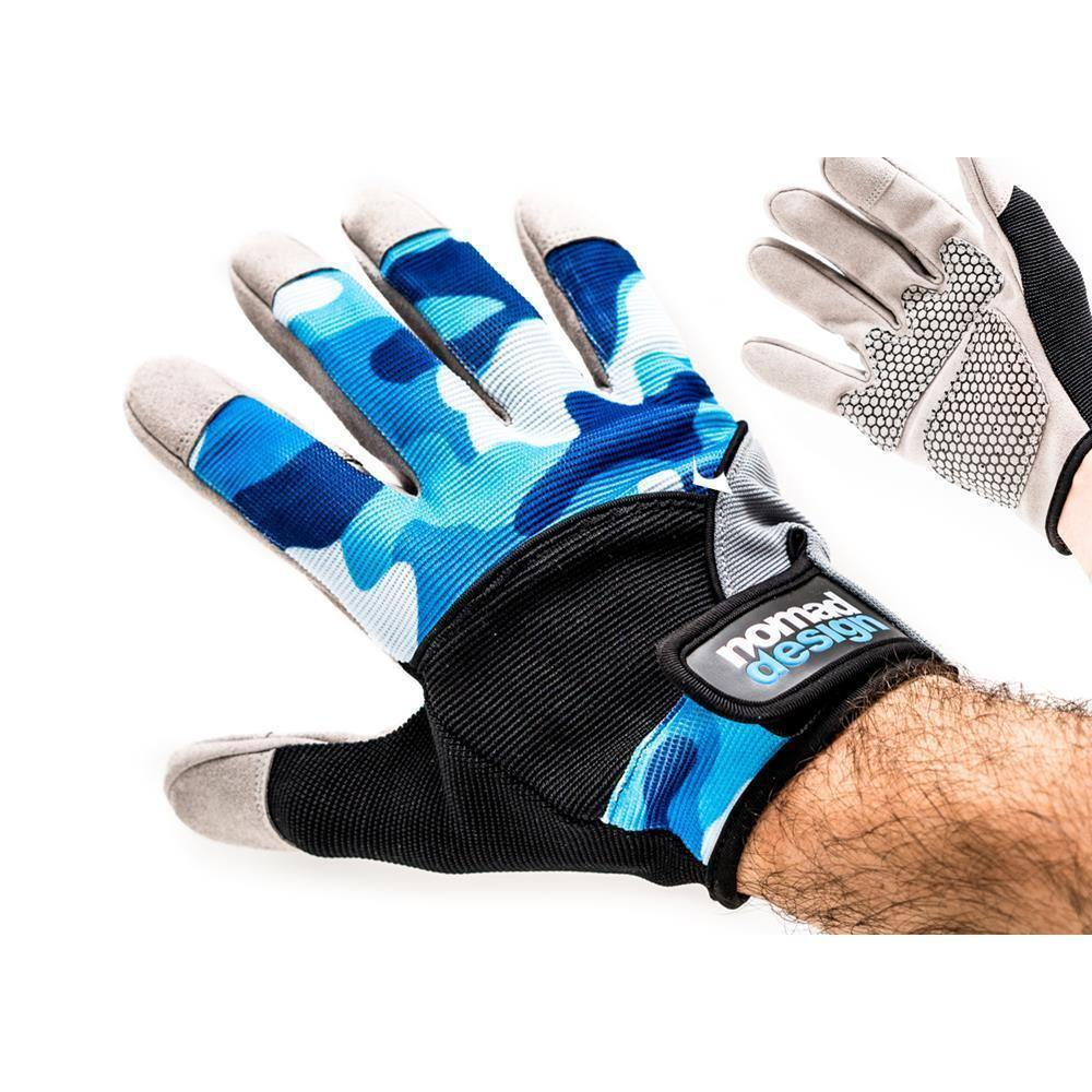 Nomad Casting Gloves - Accessories - Other | Addict Tackle