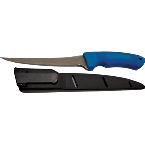 Ocean Stream 7'' Fillet Knife Blue - Accessories - Pliers and Tools | Addict Tackle