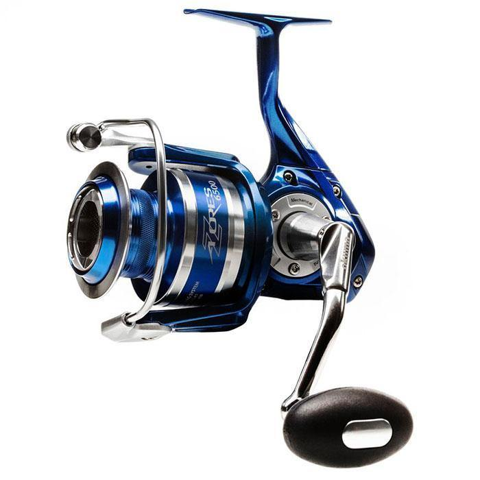 Okuma Azores Blue Saltwater Spin Reel-Addict Tackle