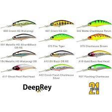 Pontoon Deep Rey Hard Body Lure-Addict Tackle