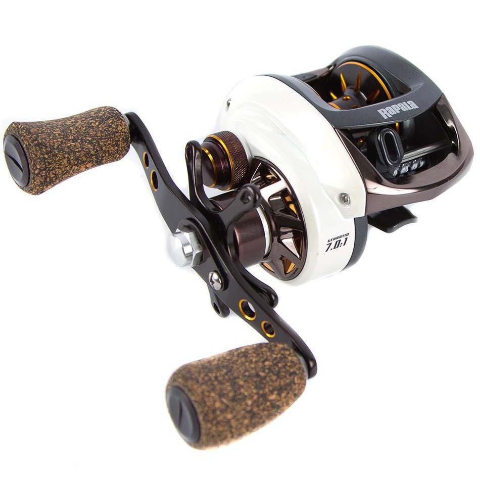 Rapala Challenge Baitcast Reel-Addict Tackle