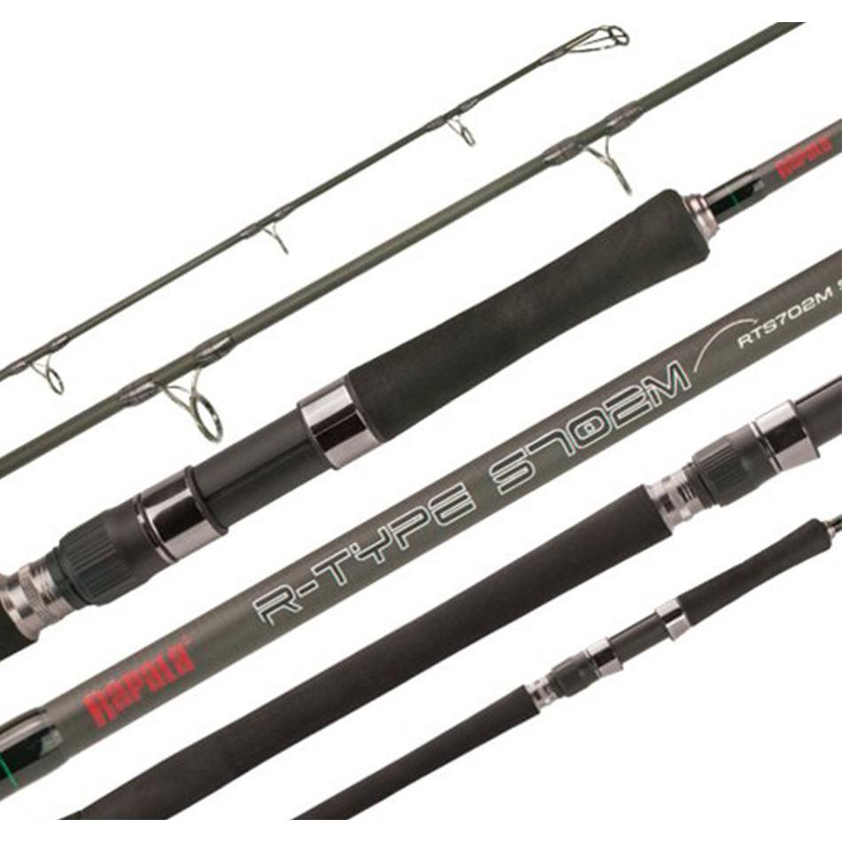 Rapala R-Type Overhead Jig Rod-Addict Tackle