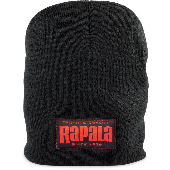 Rapala Research Beanie - Black-Addict Tackle