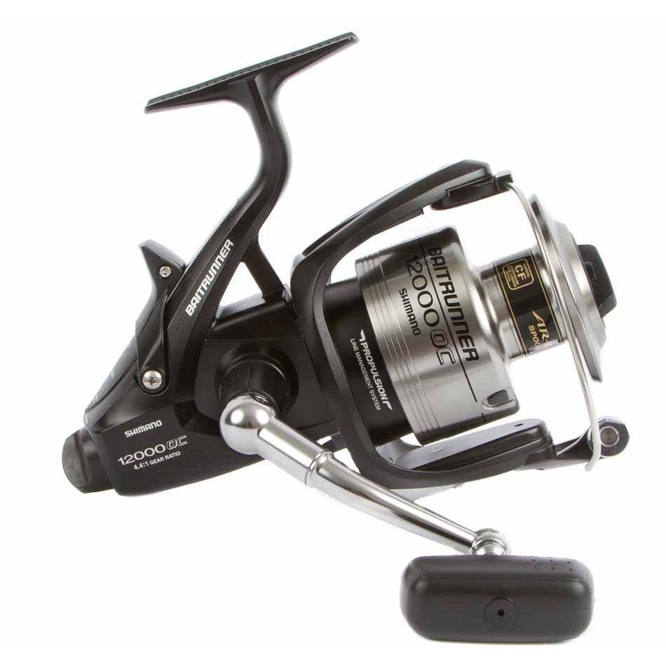 Shimano Baitrunner OC Spin Reel-Addict Tackle