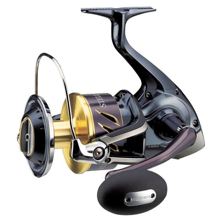 Shimano Stella SW Spinning Reel - Reels - Spin | Addict Tackle