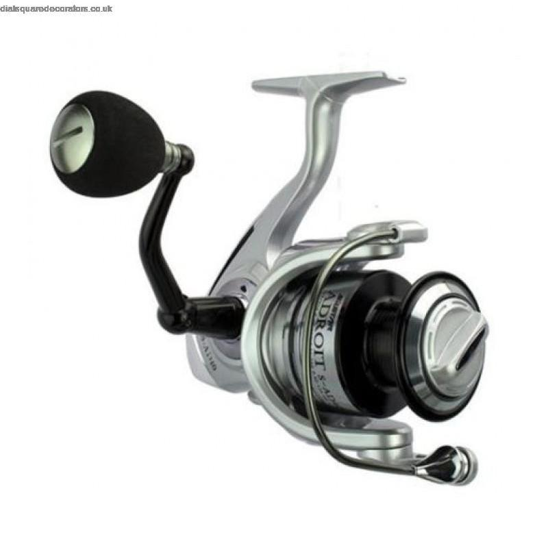 Silsar Adroit Spin Reel-Addict Tackle
