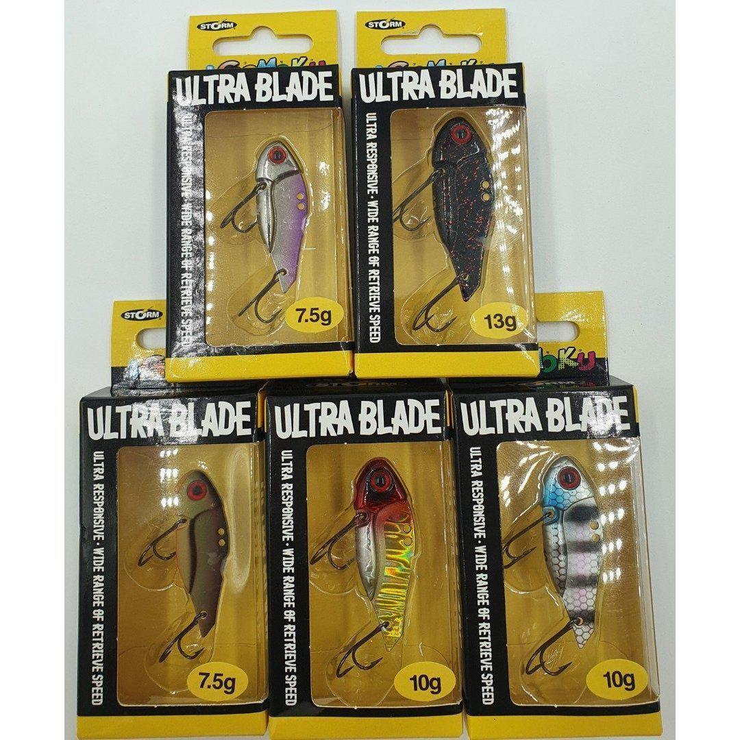 Storm Gomoku Ultra Blade - Lures and Jigs - Blade | Addict Tackle
