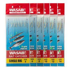Wasabi Bait Rig Catcher - Lures and Jigs | Addict Tackle