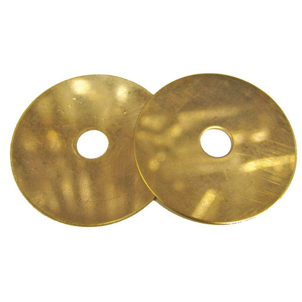 Wilson Brass Washer Plate-Addict Tackle