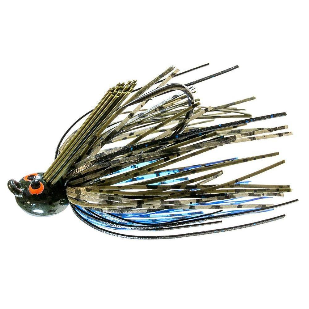 Zman CrossEyez Power Finesse Jig-Addict Tackle