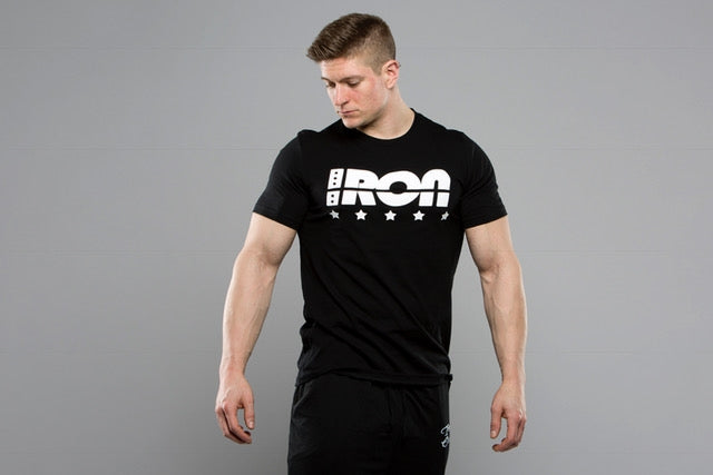 Unisex Short Sleeve Tee #1 - Iron Essential