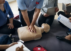 Australis College First Aid Class