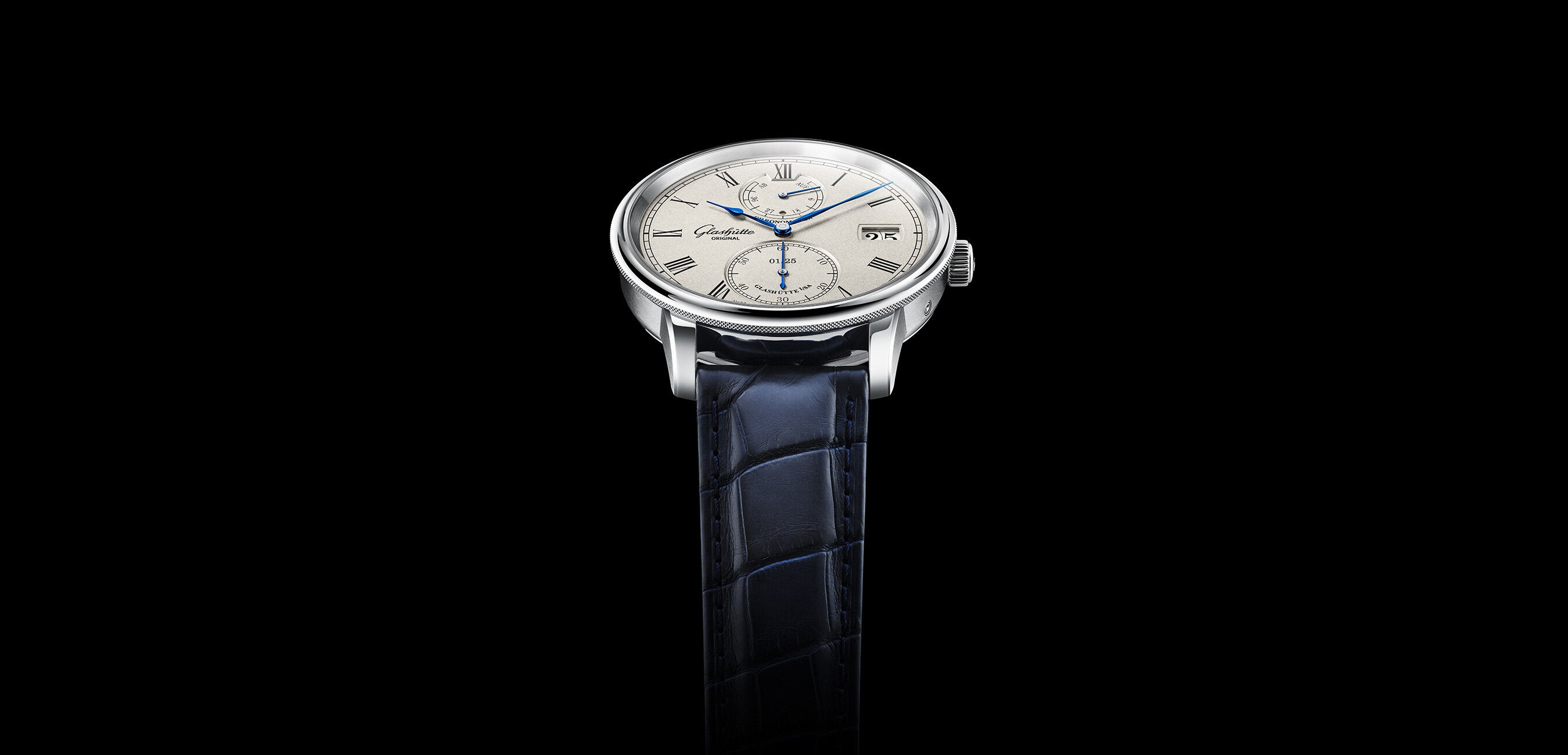 For connoisseurs of the fine art of German watchmaking