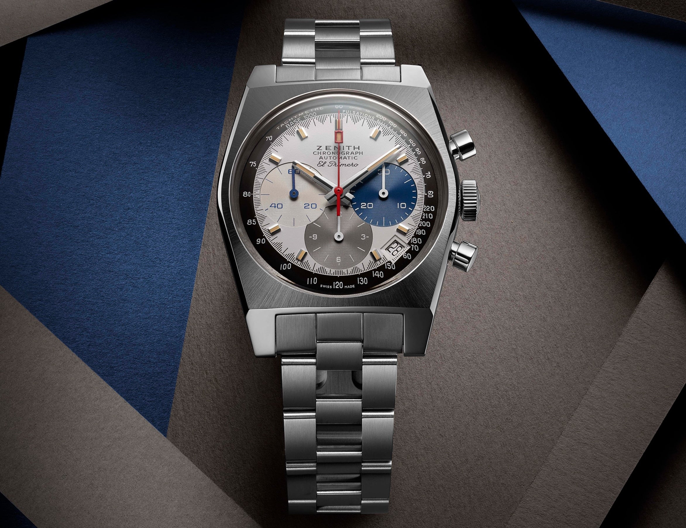 BACK TO 1971: ZENITH BRINGS BACK ONE OF THE MORE ELUSIVE HISTORICAL EL PRIMERO REFERENCES WITH THE CHRONOMASTER REVIVAL A3817