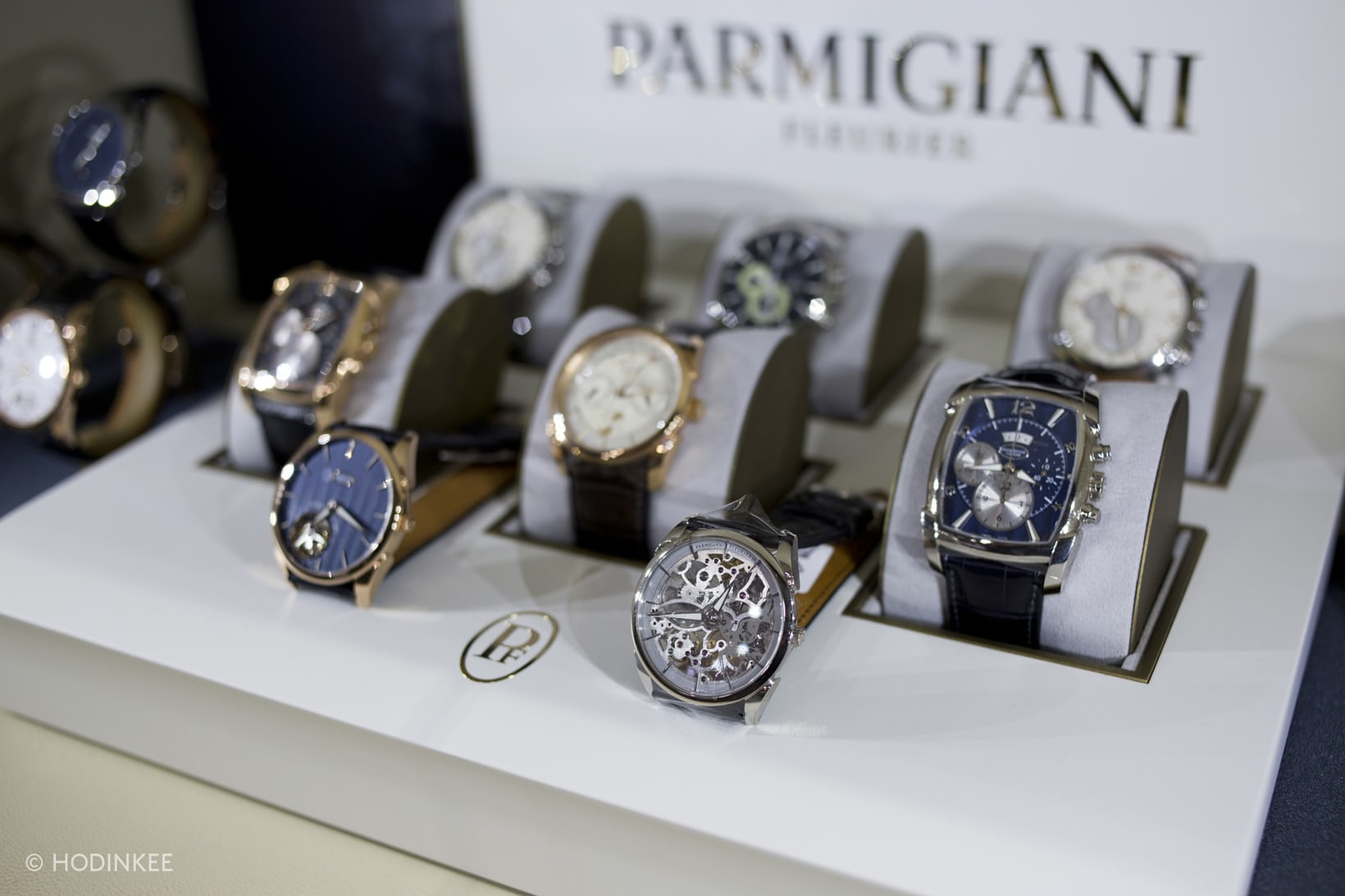 Manfredi Jewels Parmigiani Collections