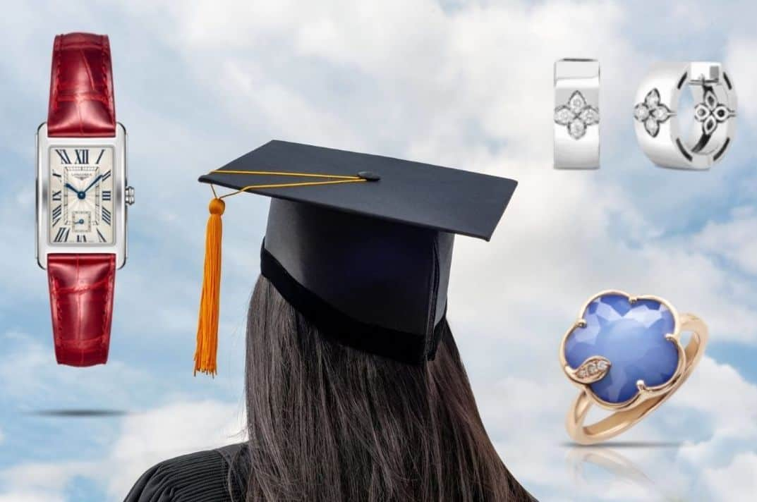 8 Pieces of Jewelry and Watches That Are the Perfect Graduation Gift for Her