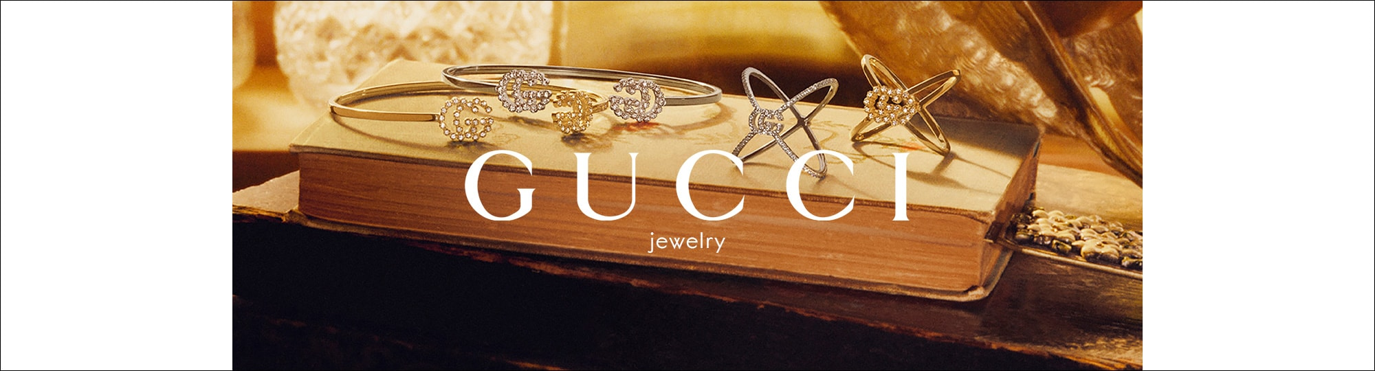Gucci Jewelry Available at Manfredi Jewels.