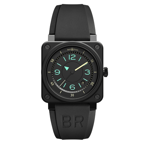 Bell & Ross Watches - BR 03-92 BI-COMPASS | Manfredi Jewels
