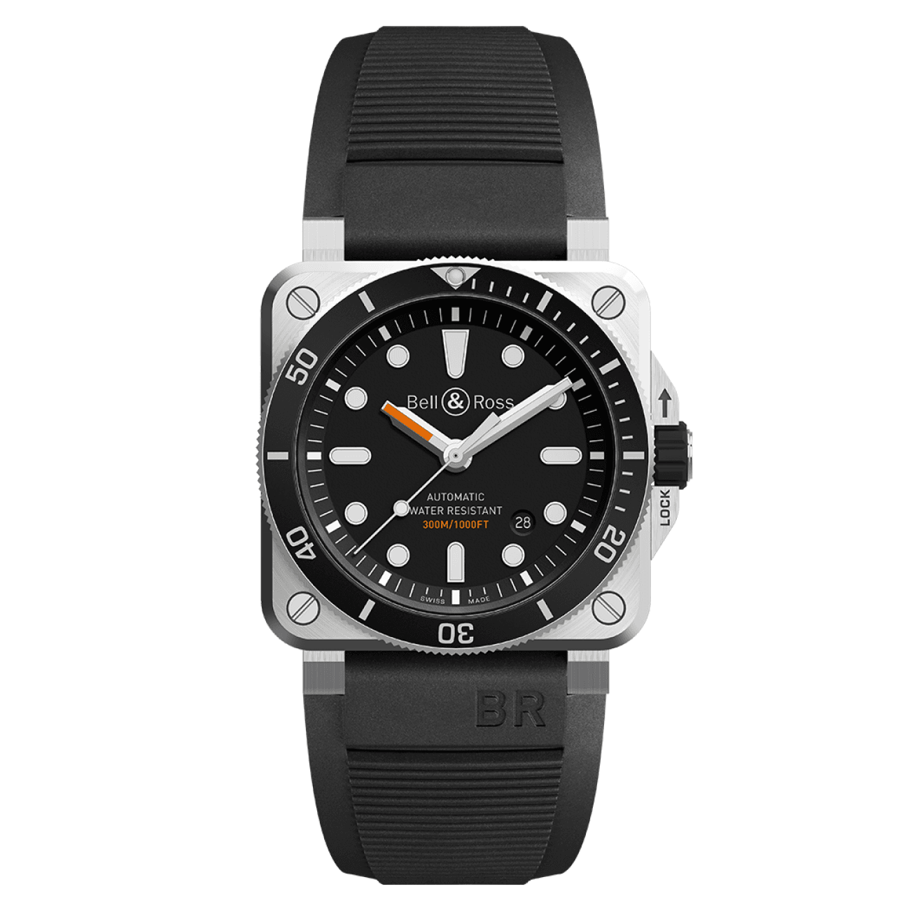 Bell & Ross Watches - BR 03-92 DIVER | Manfredi Jewels