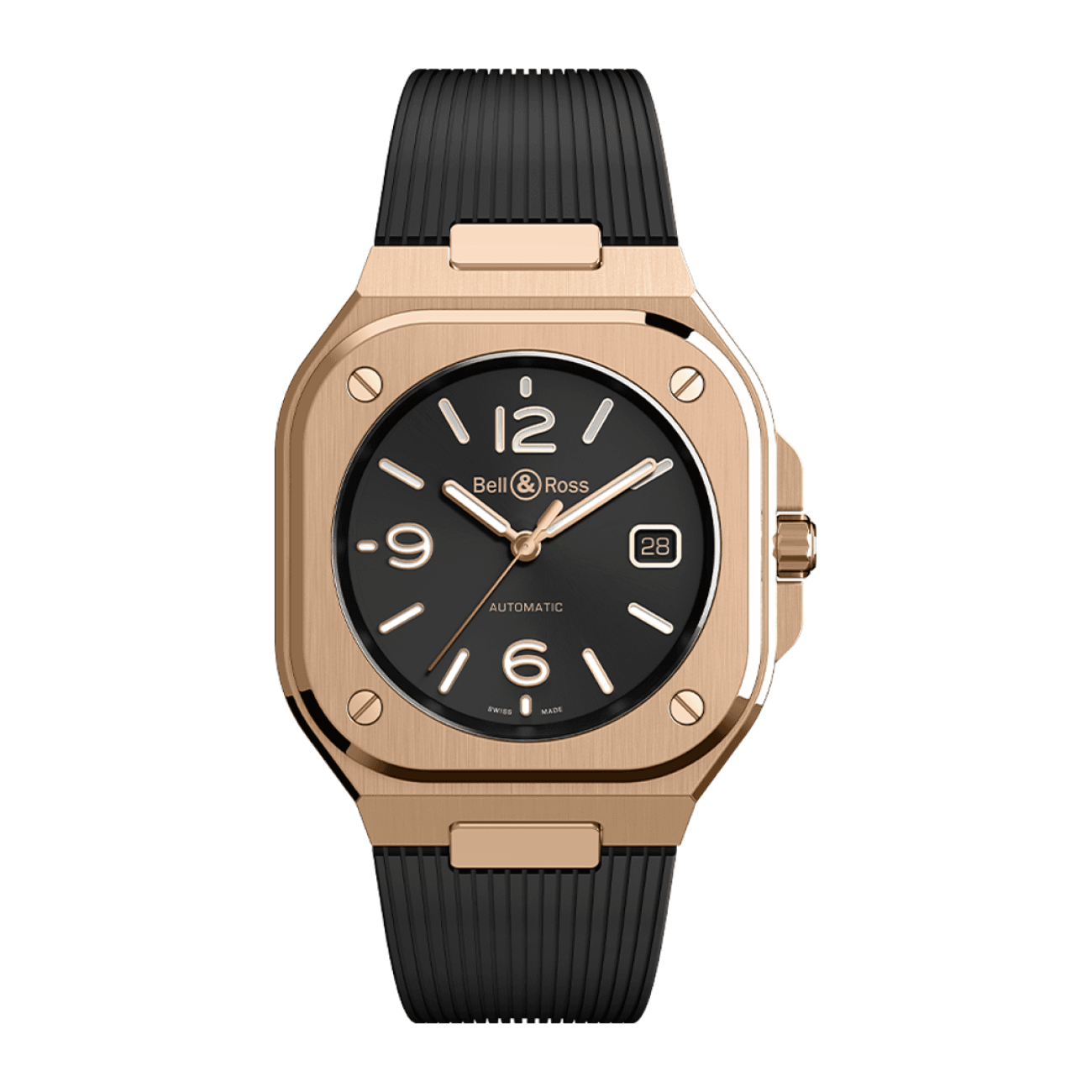 Bell & Ross Watches - BR 05 GOLD | Manfredi Jewels