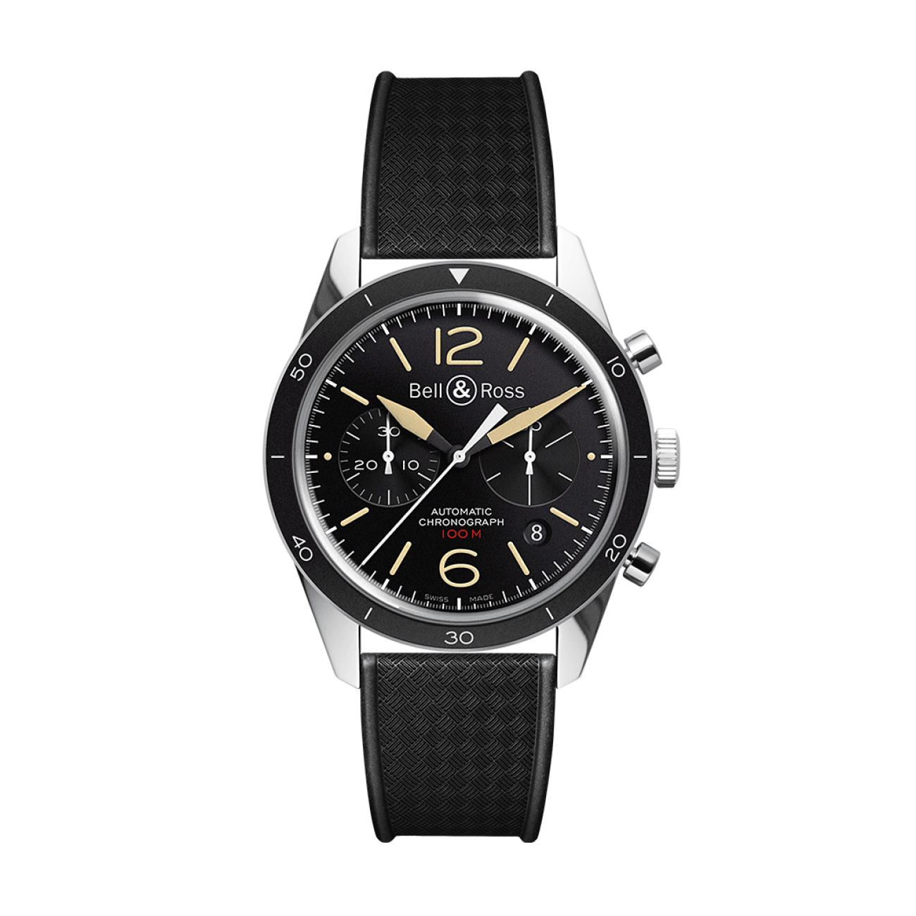 Bell & Ross Watches - BR 126 SPORT HERITAGE | Manfredi Jewels