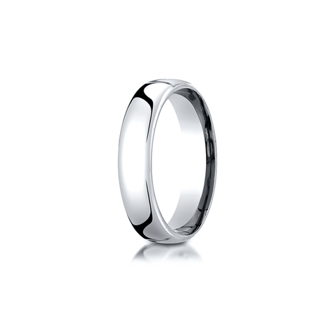 Benchmark Engagement - Benchmark European Comfort-Fit Wedding band EUCF15514KW | Manfredi Jewels
