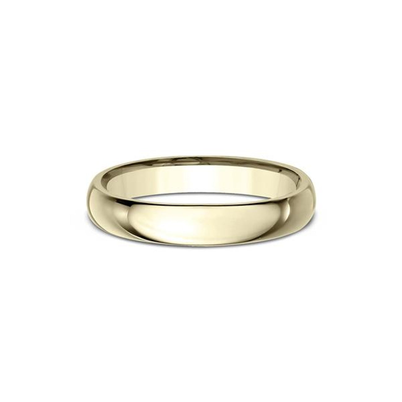 Benchmark Engagement - Standard Comfort-Fit Wedding Ring | Manfredi Jewels