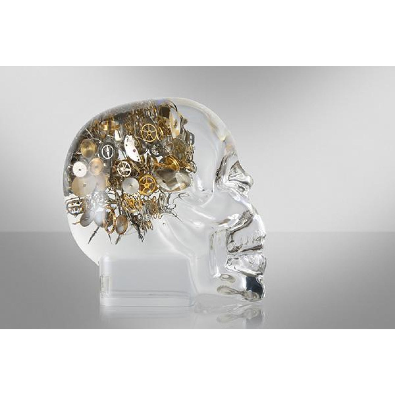 Berd Vaye Accessories - Lost in Time: Large Skull | Manfredi Jewels
