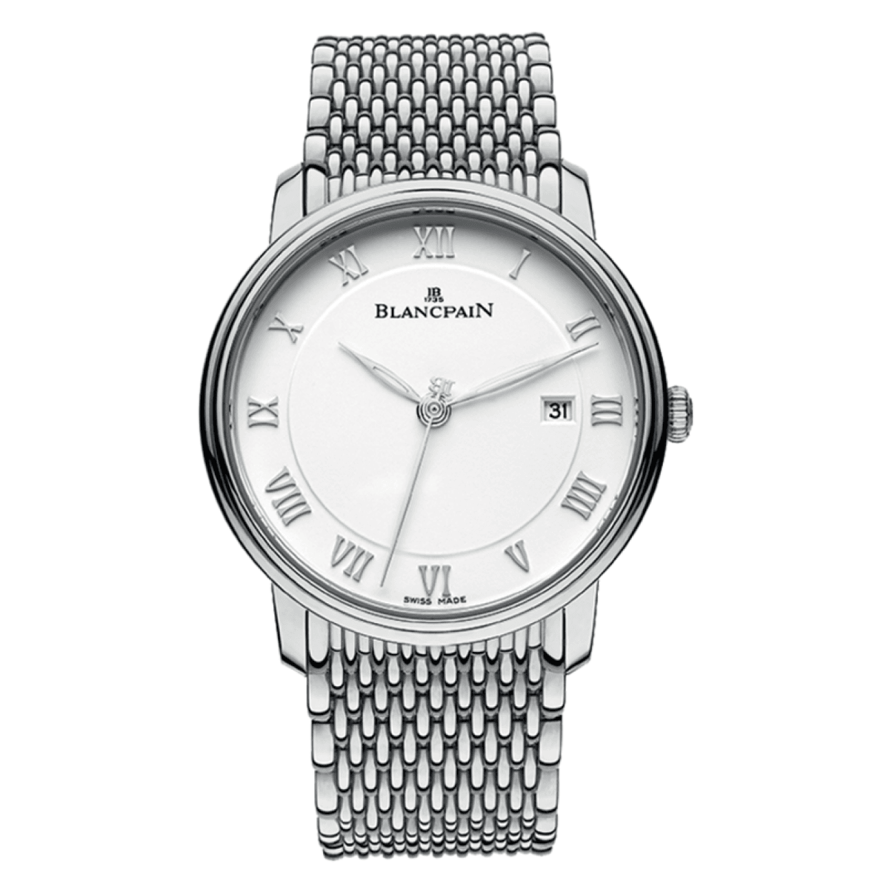 Blancpain Watches - Villeret Ultraplate | Manfredi Jewels