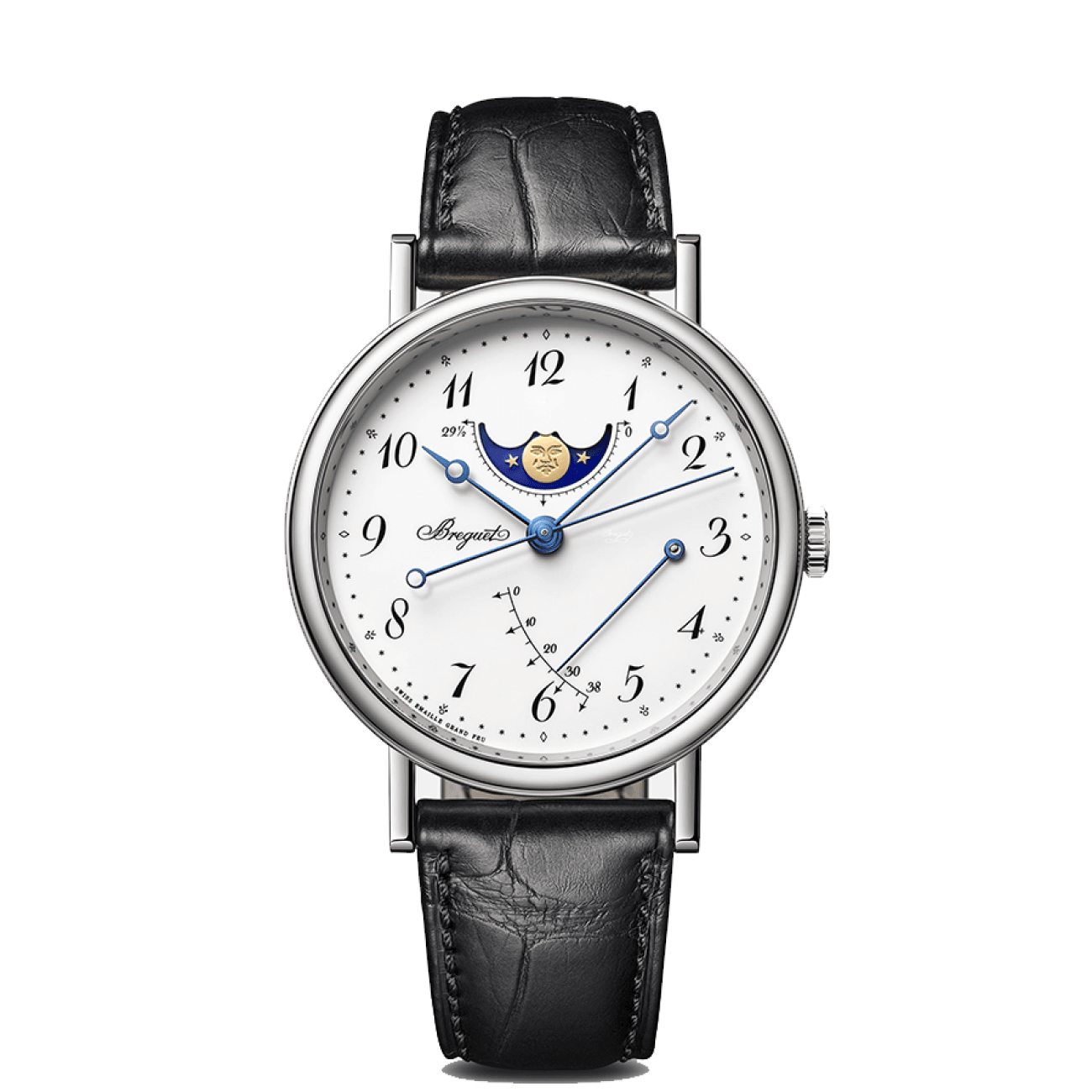 Breguet Watches - Classique 7787BB299V6 | Manfredi Jewels