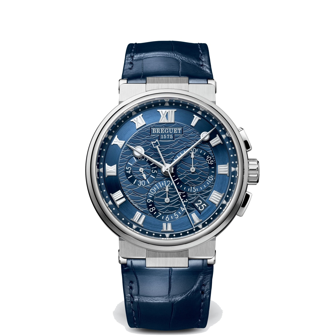 Breguet Watches - Marine Chronograph 5527bby29wv | Manfredi Jewels