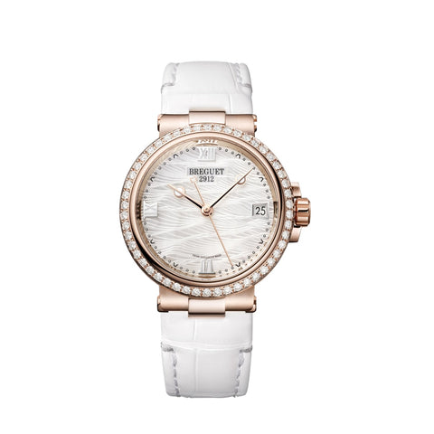 Breguet Watches - MARINE DAME 9518 | Manfredi Jewels