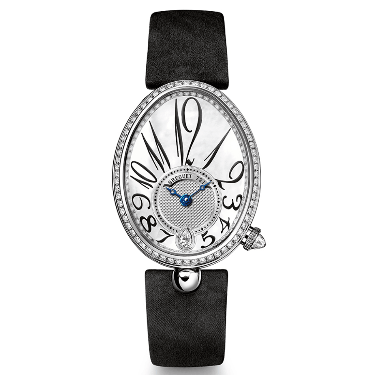 Breguet Watches - Reine de Naples 8918BB58864D00D | Manfredi Jewels