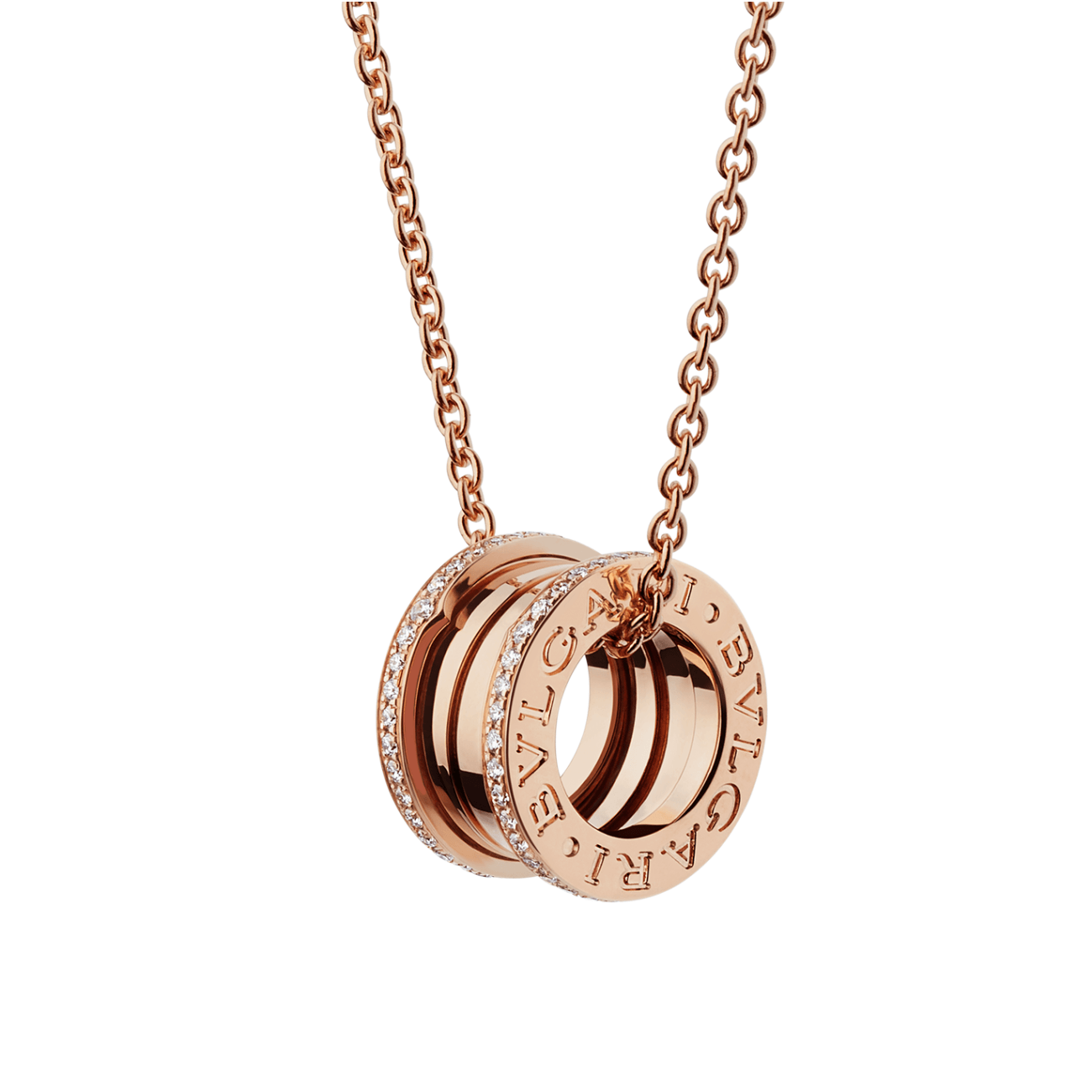 BVLGARI Jewelry - B.ZERO1 NECKLACE 350052 | Manfredi Jewels
