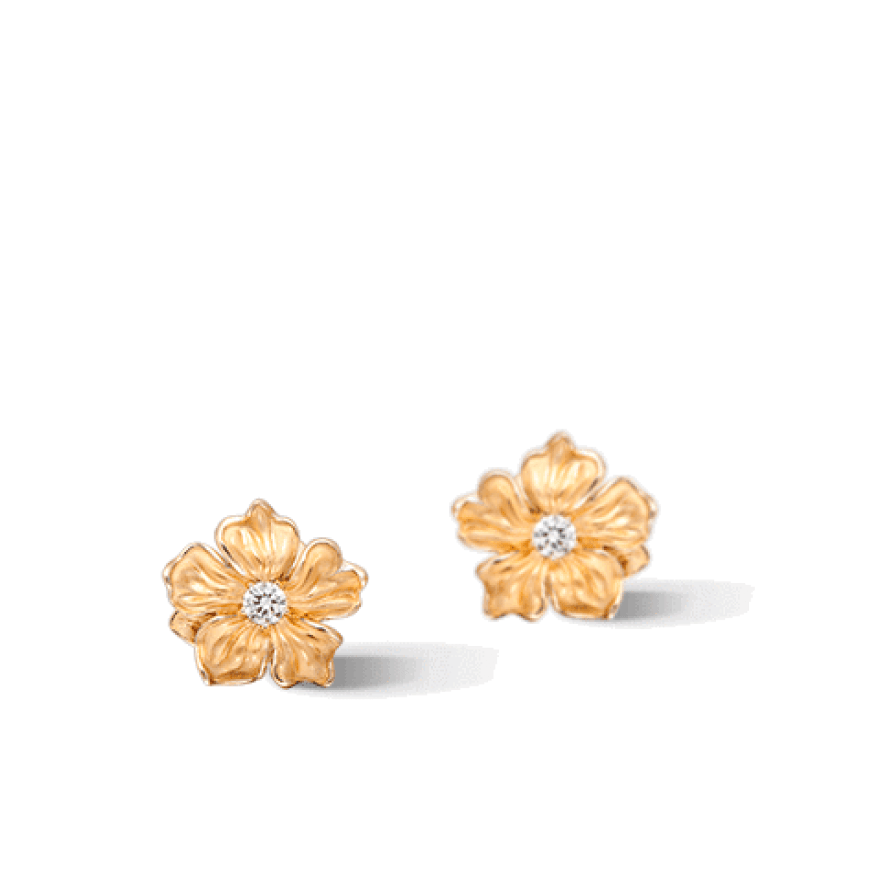 Carrera Y Carrera Jewelry - Emperatriz Medium Earrings | Manfredi Jewels
