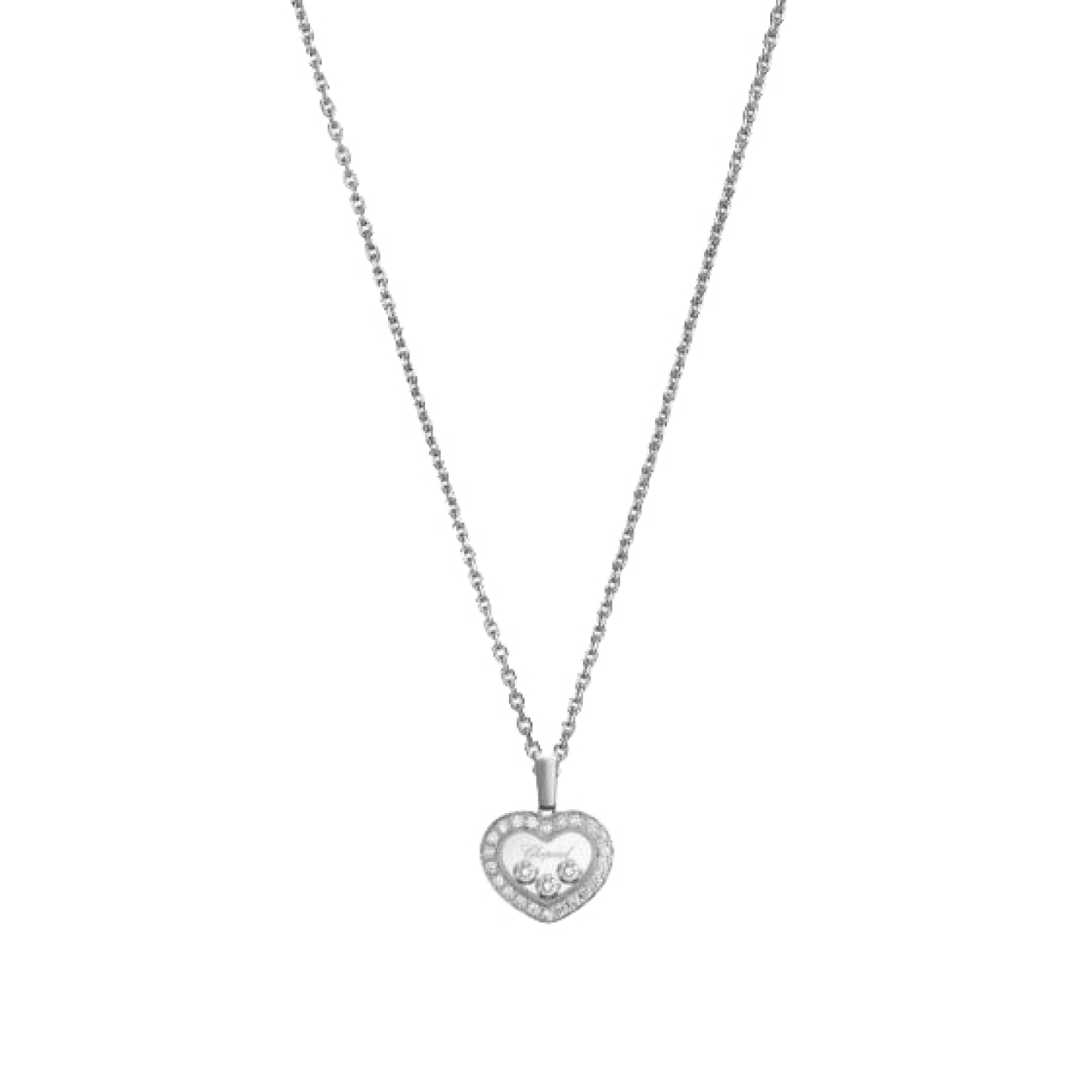 Chopard Jewelry - HAPPY DIAMONDS ICONS PENDANT | Manfredi Jewels
