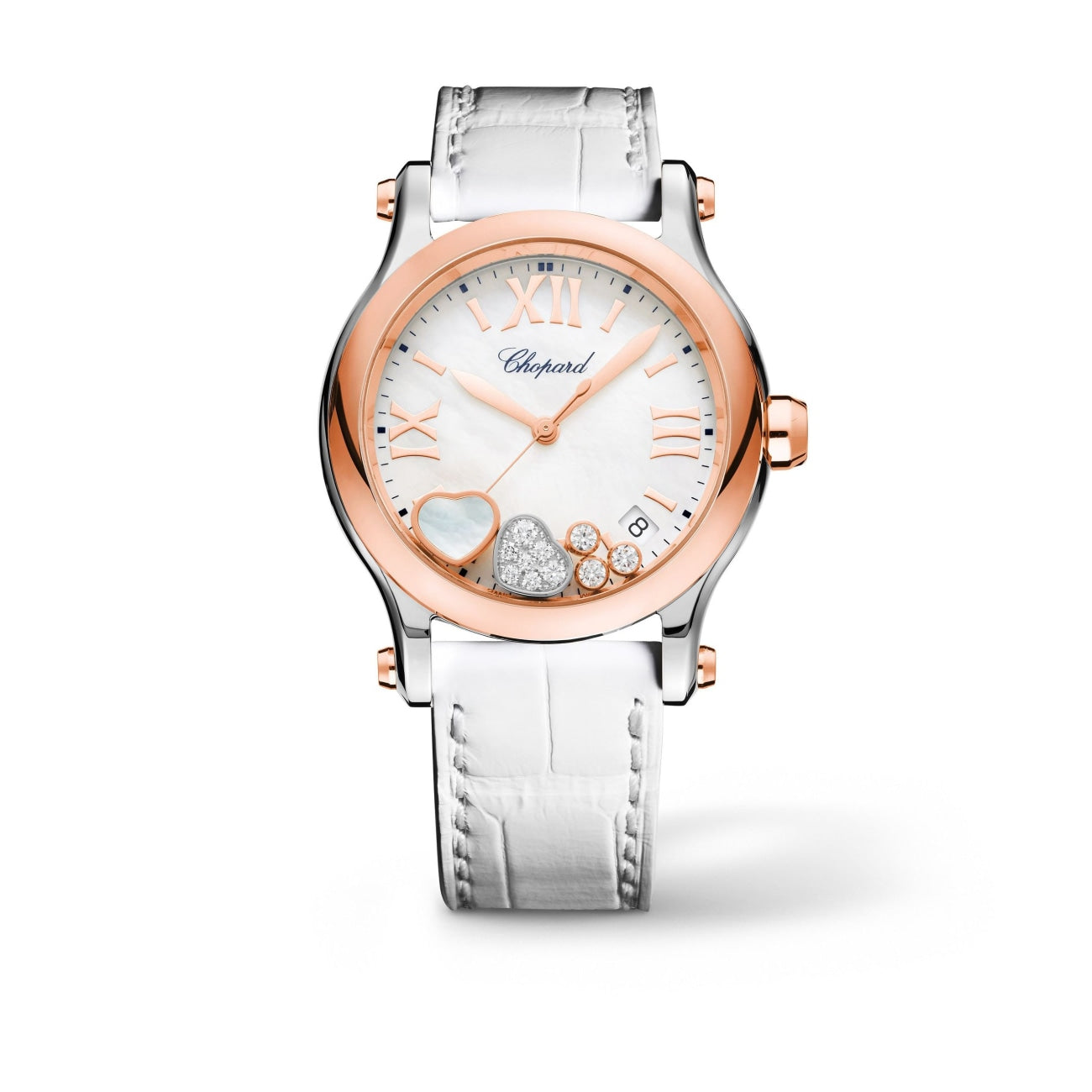Chopard Watches - Happy Sport 36mm Quartz | Manfredi Jewels