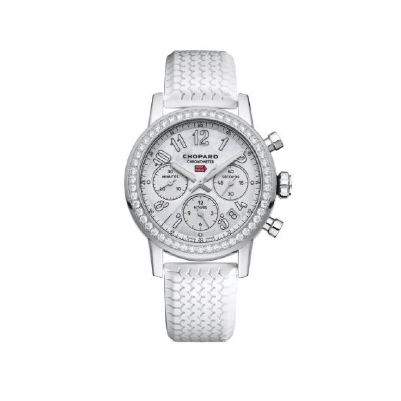 Chopard Watches - MILLE MIGLIA CLASSIC CHRONOGRAPH | Manfredi Jewels